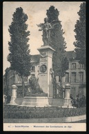 SINT NIKLAAS - MONUMENT DES COMBATTANS DE 1830 - Sint-Niklaas