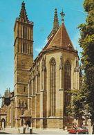 D- ROTHENBURG + Autos: MATRA 530 - Eglise St-Jacques / V3201 - Rothenburg O. D. Tauber