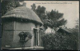 GB Canvey Island Essex, Old Dutch Cottage Postcard - England