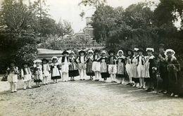 Photographie : Groupe D'enfants En Costumes Bretons Par Dupitier De Thouars (79) - Personnes Anonymes