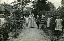 Photographie : Groupe D'enfants En Costumes La Reine Des Abeilles Par Dupitier De Thouars (79) - Personnes Anonymes