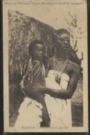 CPA - JEUNE MERE ET SON FILS - Edition Mission Soeurs Blanches - Rwanda