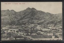CPA - ST VINCENT - VUE Generale - Edition Bonucci Frusoni - Cape Verde