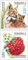 ARMENIA 2015 Flora And Fauna Of Armenia - Animals & Plants - Armenia