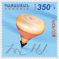 ARMENIA 2015 Europa - Old Toys - Armenia