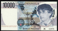 PADANIA  : Des Mila Leghe  - 1998 - UNC - [ 2] 1946-… : Repubblica