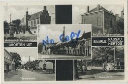 Baarle Hertog  Nassau  ( Geschreven Met Zegel ) - Baarle-Hertog