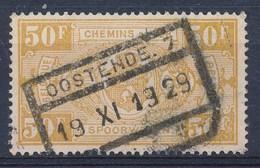 """TR 166 - """"OOSTENDE 7"""" - (ref. LVS-20.120) - Spoorwegen"""