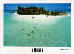 Maldives. Laguna Beach. VG. - Maldive