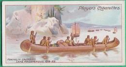 John Player, Player's Cigarettes, Polar Exploration - Sir John Franklin's Artic Expedition, 1819-22 - Player's