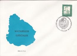 150 AÑOS CREACION DEL DEPARTAMENTO DE SALTO.-URUGUAY-TBE-BLEUP - Uruguay