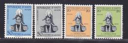 HAITI AERIENS N°   99 & 100, 105 & 106 * MLH Neufs Avec Charnière, TB (D5649) J.J.Dessalines - Haïti
