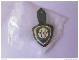 BEL INSIGNE METAL ANCIEN AIR ET FRONTIERES - Police