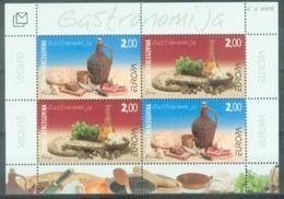 BHHB 2005-154-5 EUROPA CEPT, BOSNA AND HERZEGOVINA-HERZEGBOSNA(C ROAT), S/S, MNH - Europa-CEPT