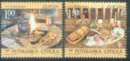 BHRS 2005-327-8 EUROPA CEPT, BOSNA AND HERZEGOVINA-R.SRPSKA, 1 X 2v, MNH - Europa-CEPT