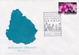 EXPOSICION HOMENAJE A LOS FUNDADORES DE GRANJA.-URUGUAY-TBE-BLEUP - Uruguay