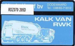 Telefoonkaart  LANDIS&GYR NEDERLAND * RDZ.070  205D * DE KRUYF * Pays Bas Niederlande  ONGEBRUIKT * MINT - Privé
