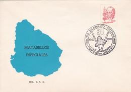 CENTRO FILATELICO TACUAREMBO, 30 AÑOS.-URUGUAY-TBE-BLEUP - Uruguay