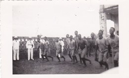 Photo St Jean 14 Juillet 1937 La Course A L'oeuf - Autres