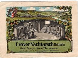 Köln Cröver Nacktarasch Naturrein - Koeln