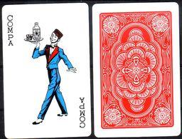 Joker  - Dos Classique - Cartes à Jouer Classiques