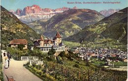 Bozen-Gries, Guntschnabahn: Reichrieglerhof - Bolzano (Bozen)