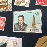 CUBA PERSONAGGI ILLUSTRI - Stamps