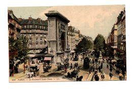 75 - PARIS . LE BOULEVARD SAINT-DENIS - Réf. N°7924 - - France
