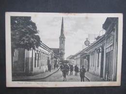 AK NOVE ZAMKY Ersekujvar 1922 ///  D*30844 - Slowakei