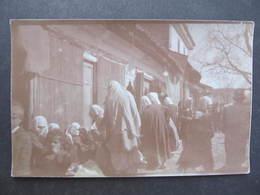 AK ELBASAN Markt Ca.1915///  D*30847 - Albanien