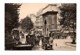 75 - PARIS . LA PORTE SAINT-MARTIN - Réf. N°7931 - - Francia