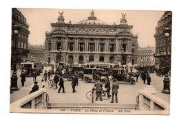 75 - PARIS . La Place De L'Opéra - Réf. N°7932 - - Squares