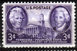 США   1946  MICHEL # 546  ЛЮКС** - Etats-Unis