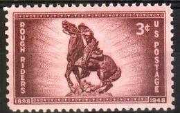 США   1948  MICHEL # 586  ЛЮКС** - United States