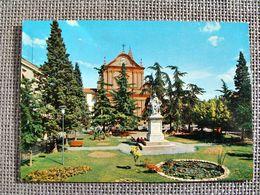 (FG.D26) FAENZA - PIAZZA SAN FRANCESCO - MONUMENTO A EVANGELISTA TORRICELLI (RAVENNA) - Ravenna
