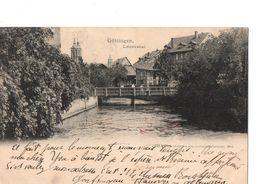 Cpa Gottingen 1910 - Goettingen