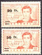 SENEGAL - René Caillié - Senegal (1887-1944)