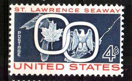 США   1959  MICHEL #754  ЛЮКС** - Verenigde Staten