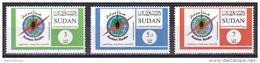 Sudan 2010 - 2011 ( Sudan Radio ) - Complete Set - MNH (**) - Sudan (1954-...)