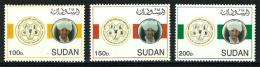 Sudan - 2002 ( Al-Zubair Prize For Innovation And Scientific Excellence ) - Complete Set - MNH (**) - Sudan (1954-...)