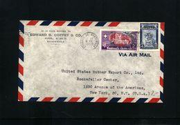 Guatemala 1950 Interesting Letter - Guatemala
