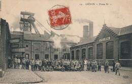 H74 - 62 - LIEVIN - Pas-de-Calais - Fosse N° 1 - Lievin