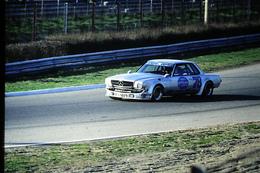 DIAPOSITIVA SLIDE  MERCEDES  450 SL 4 Ore Di Monza 1978 - Diapositives (slides)