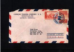 Dominican Republic  Interesting Letter - Dominikanische Rep.