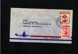 Dominican Republic  Interesting Letter - Dominican Republic