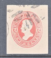 U.S. U  152   FAWN    (o)   1874-86  Issue - Postal Stationery