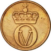 Norvège, Olav V, 2 Öre, 1972, TTB, Bronze, KM:410 - Norvège