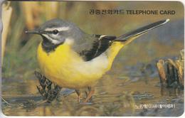 SOUTH KOREA - Bird, Used - Korea, South