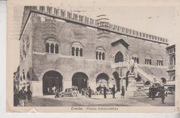 Treviso  Piazza Indipendenza 1947 Auto D'epoca - Treviso