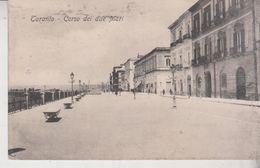 Taranto  Corso Dei Due Mari 1917 - Taranto